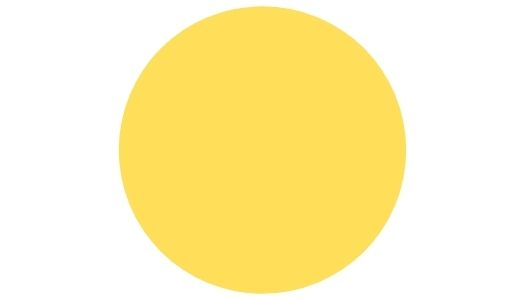 les pierres jaune