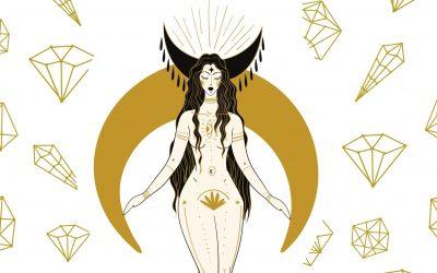 L'éveil de votre féminin sacré avec les pierres de lithothérapie